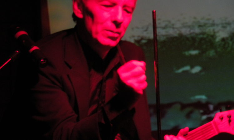Eric Ross Theremin